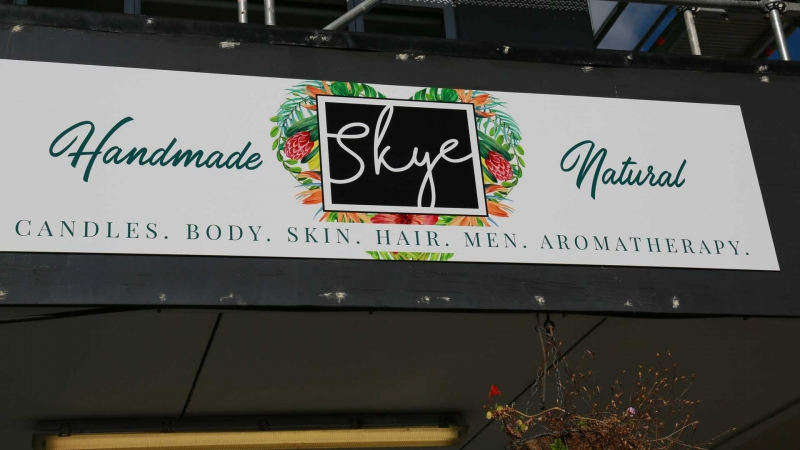 Skye Candle and Body Care