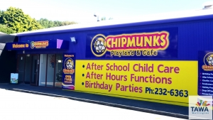 Chipmunks playland & cafe