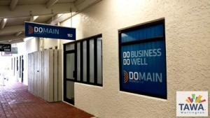 Domain Business Hub