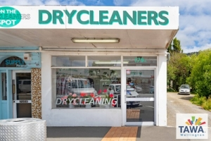 On The Spot Drycleaners