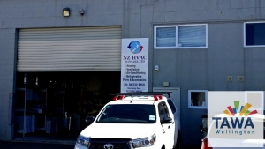 NZ HVAC SUPPLIED LTD